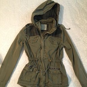Jackets & Blazers - Maurices Olive Jacket